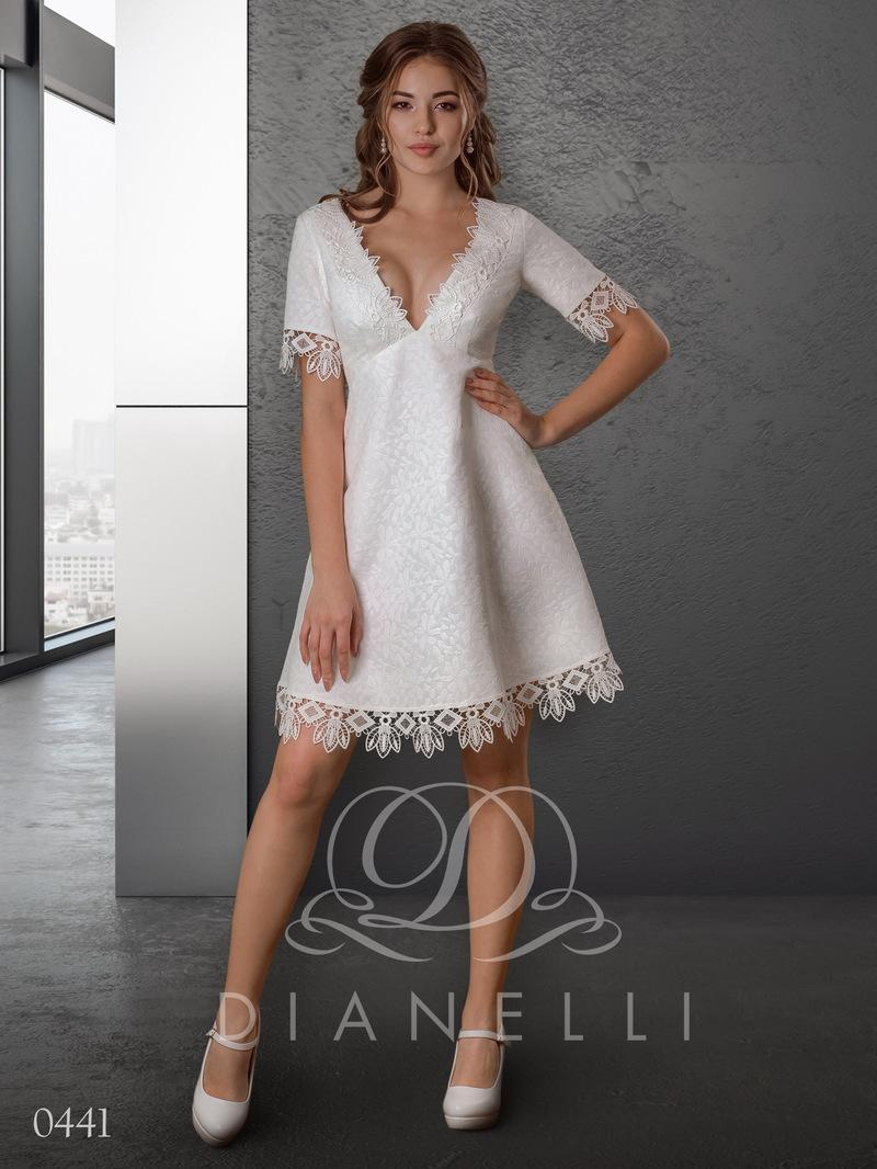 Свадебное платье Dianelli 0441