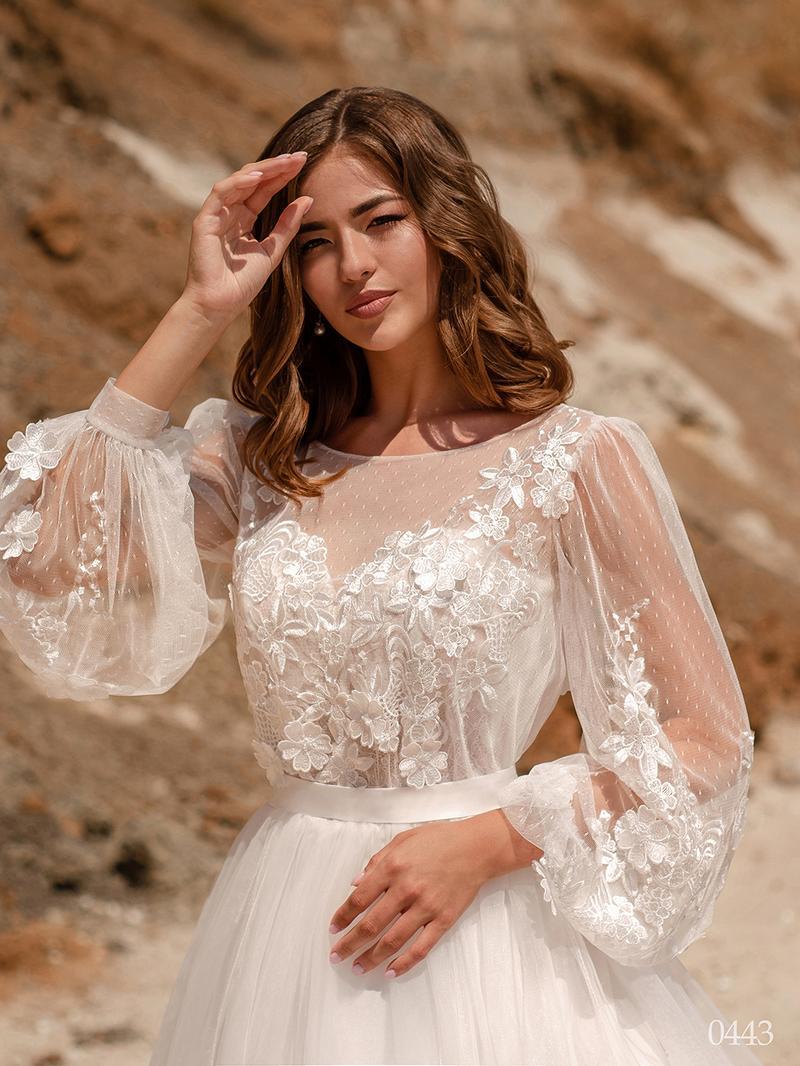 Свадебное платье Dianelli 0443