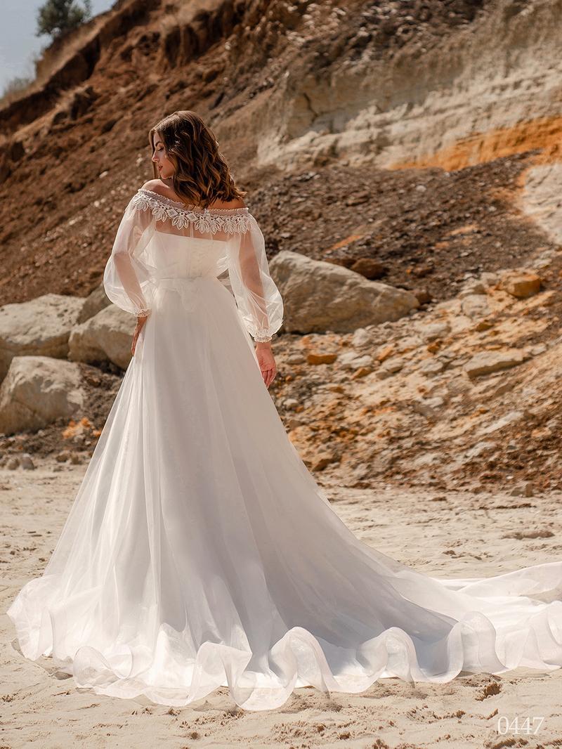 Свадебное платье Dianelli 0447