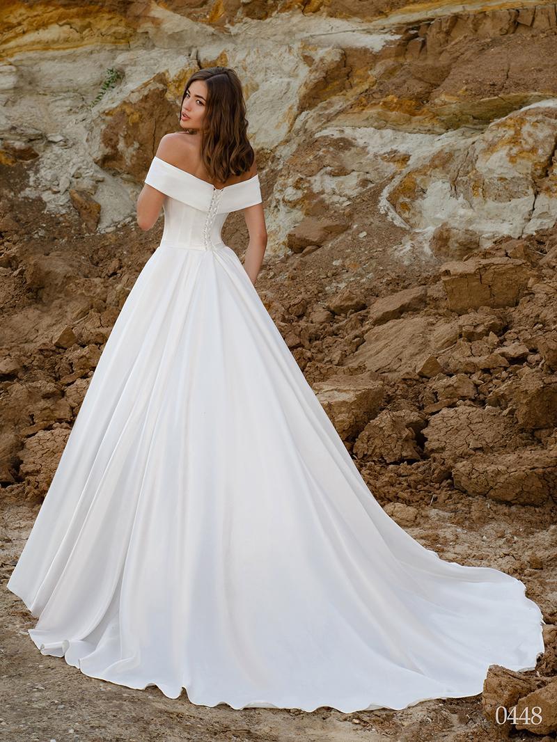 Свадебное платье Dianelli 0448