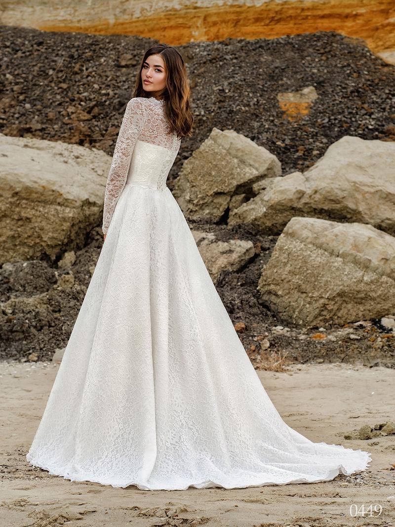 Свадебное платье Dianelli 0449
