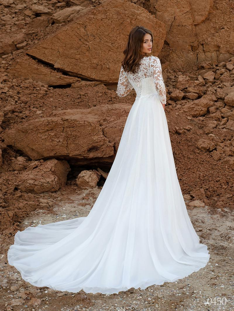 Свадебное платье Dianelli 0450