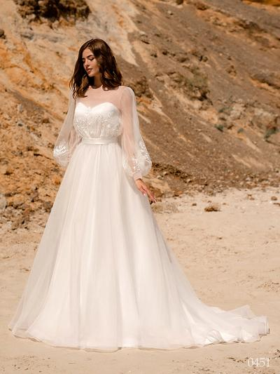 Wedding Dress Dianelli 0451