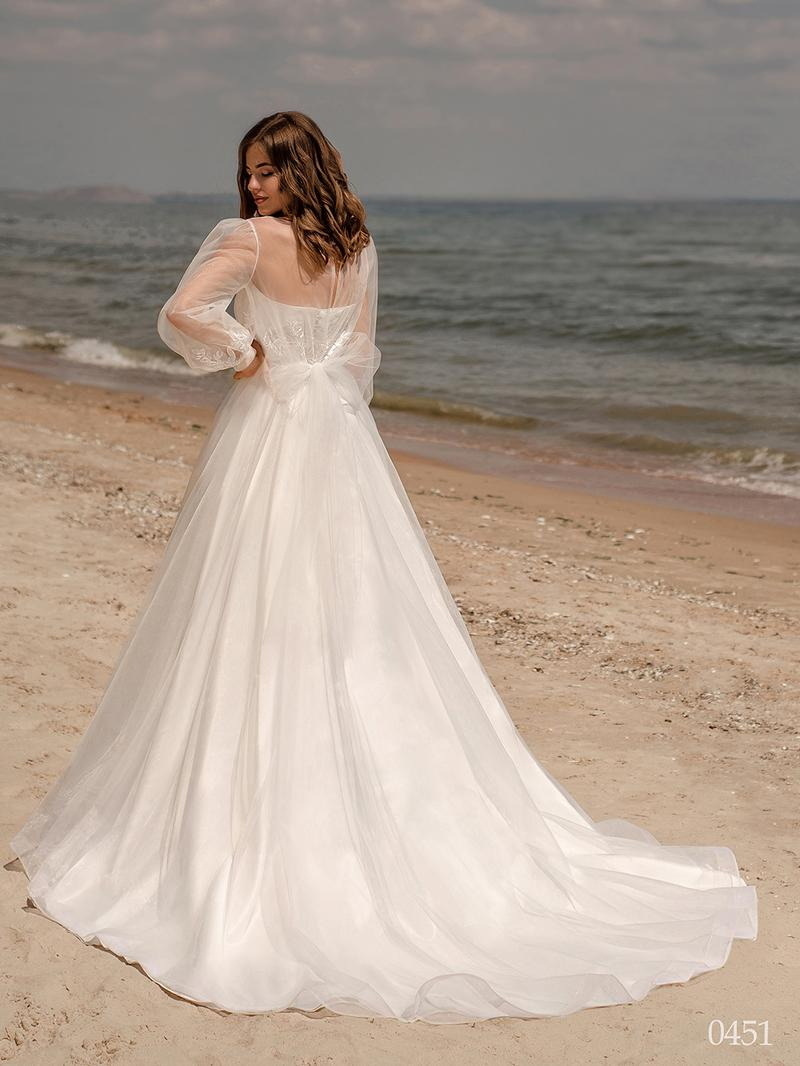 Свадебное платье Dianelli 0451