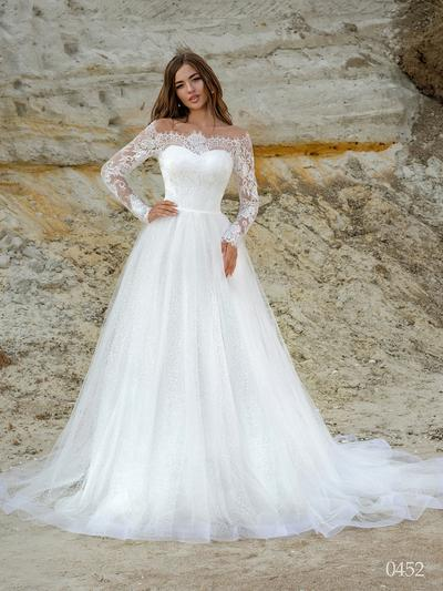 Wedding Dress Dianelli 0452