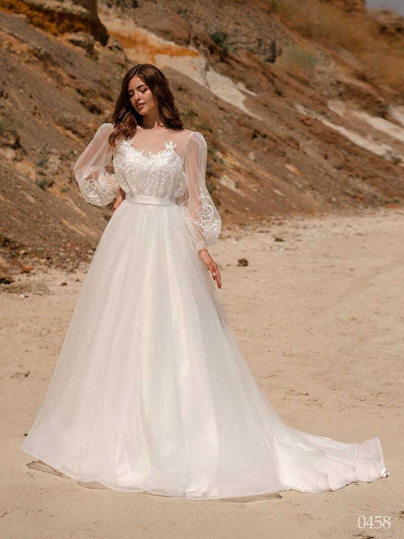 Свадебное платье Dianelli 0458