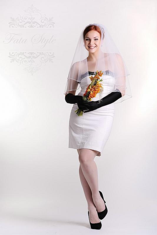 Свадебная фата Fata Style Доминика