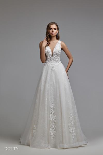 Svatební šaty Viva Deluxe Dotty 19