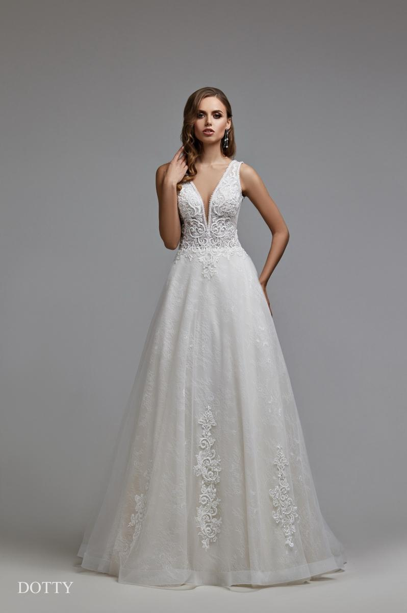 Wedding Dress Viva Deluxe Dotty 19