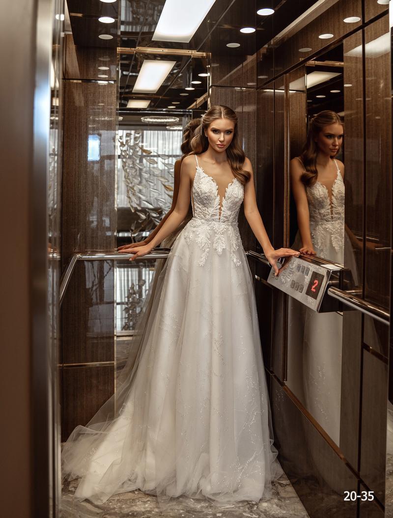 Свадебное платье Ema Bride 20-35