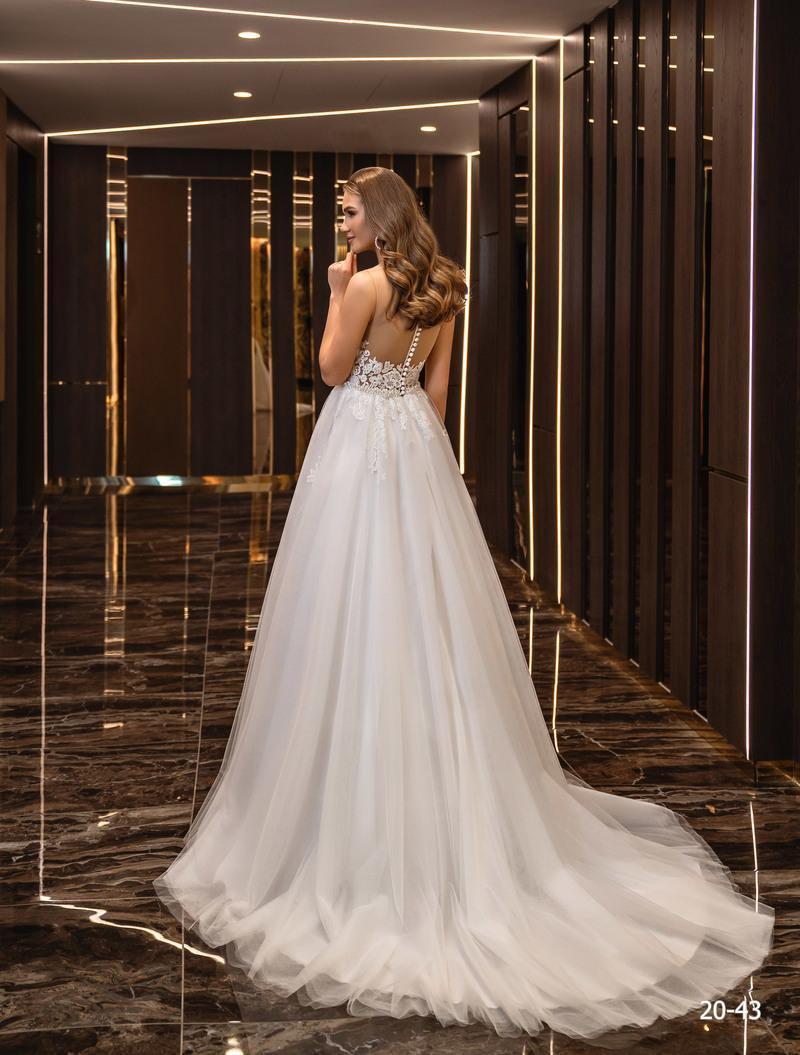 Свадебное платье Ema Bride 20-43