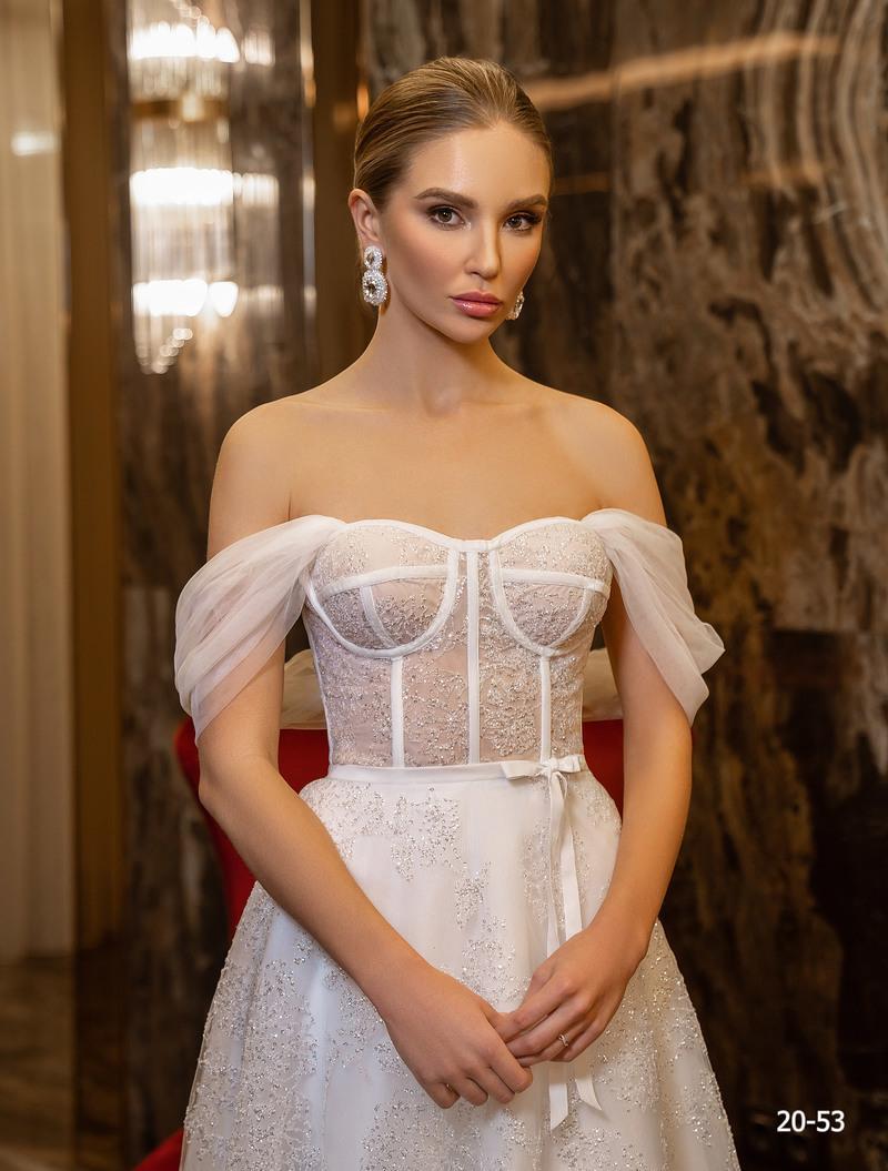 Свадебное платье Ema Bride 20-53