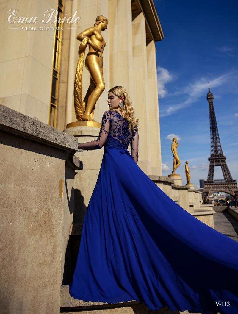 Вечернее платье Ema Bride V-113