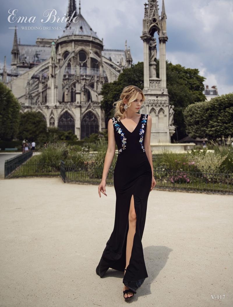 Вечернее платье Ema Bride V-117