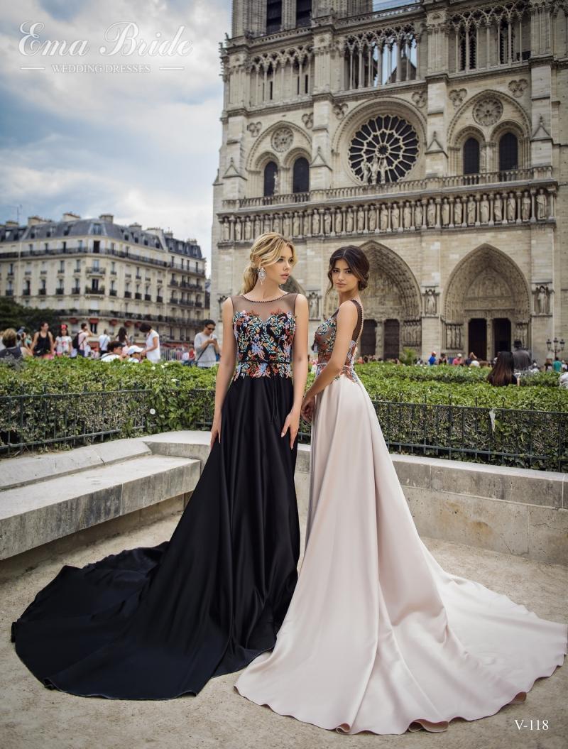 Вечернее платье Ema Bride V-118
