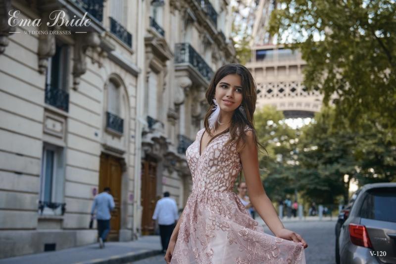 Вечернее платье Ema Bride V-120
