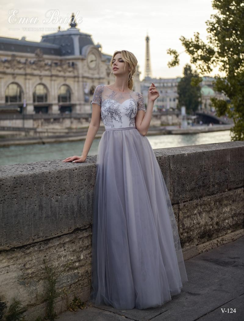 Вечернее платье Ema Bride V-124