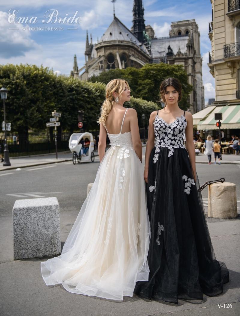 Вечернее платье Ema Bride V-126
