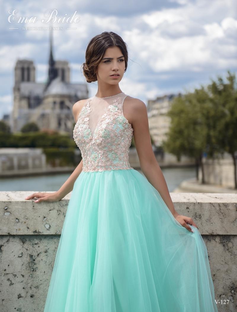 Вечернее платье Ema Bride V-127