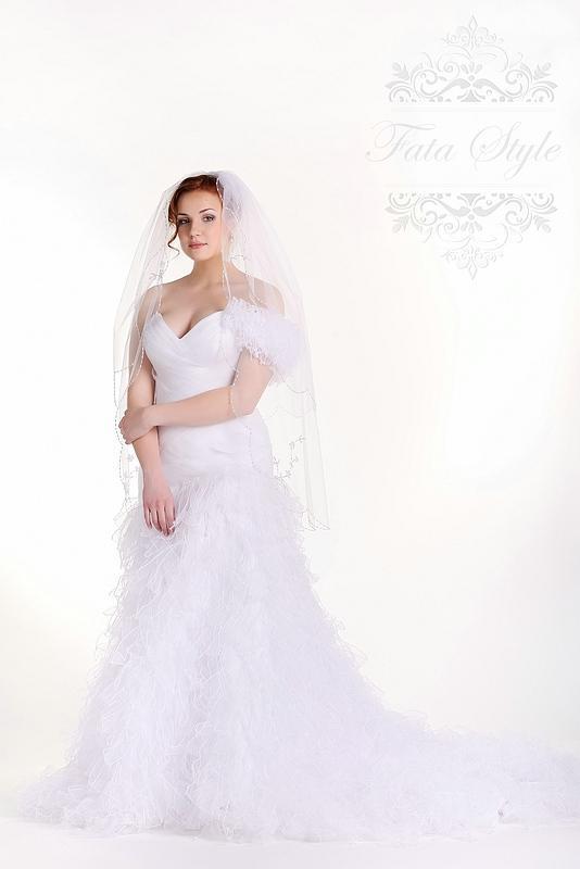 Welon ślubny Fata Style Елизавета