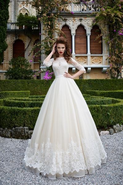 Свадебное платье Jasmine Empire Ella