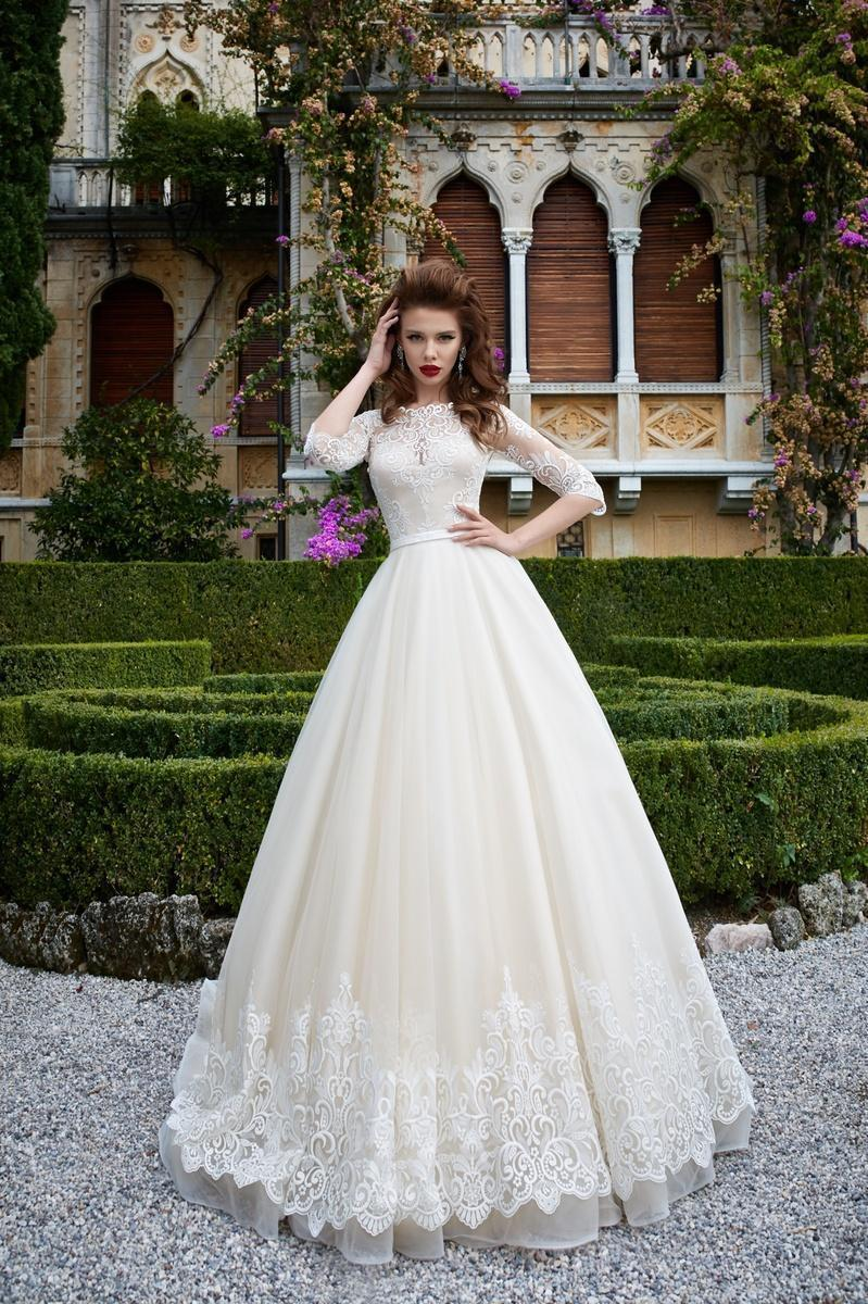 Brautkleid Jasmine Empire Ella