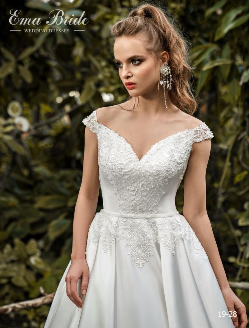 Свадебное платье Ema Bride 19-28