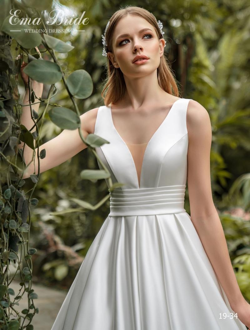 Свадебное платье Ema Bride 19-34