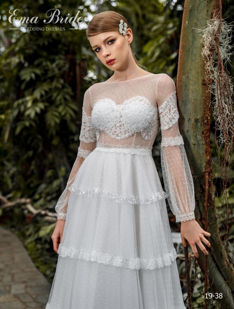 Свадебное платье Ema Bride 19-38