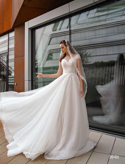 Suknia ślubna Ema Bride 20-01