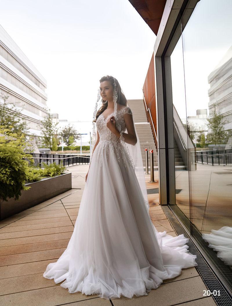 Свадебное платье Ema Bride 20-01