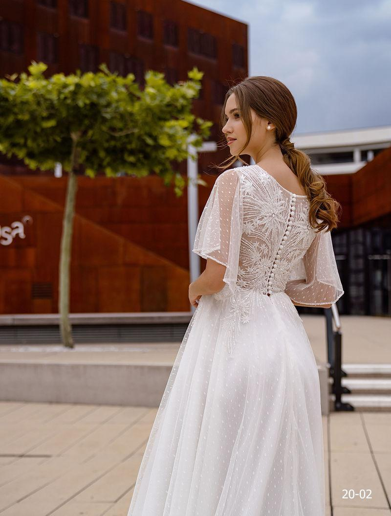 Свадебное платье Ema Bride 20-02