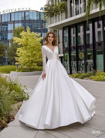 Suknia ślubna Ema Bride 20-03