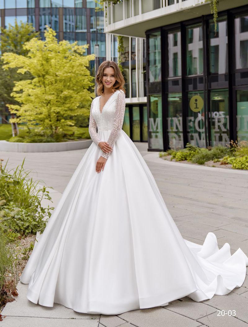 Свадебное платье Ema Bride 20-03