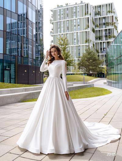Suknia ślubna Ema Bride 20-05