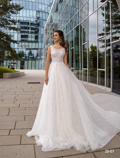 Suknia ślubna Ema Bride 20-07