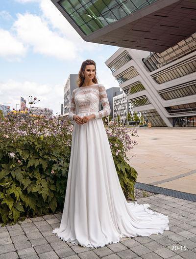 Suknia ślubna Ema Bride 20-15