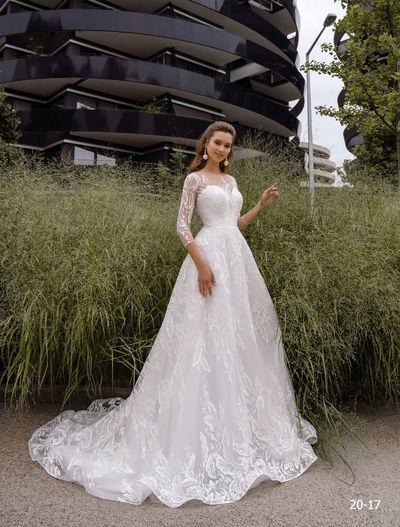 Suknia ślubna Ema Bride 20-17