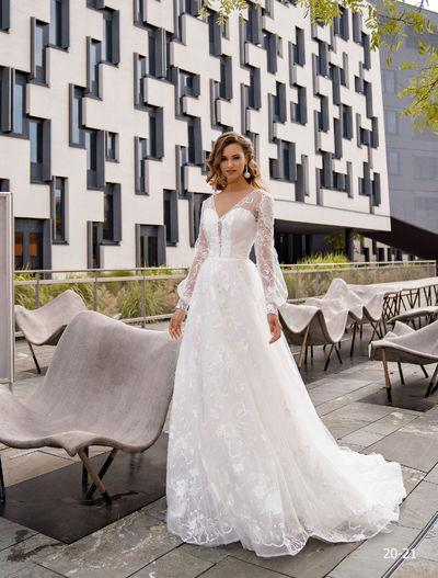 Wedding Dress Ema Bride 20-21