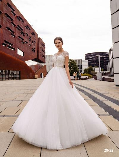 Wedding Dress Ema Bride 20-22