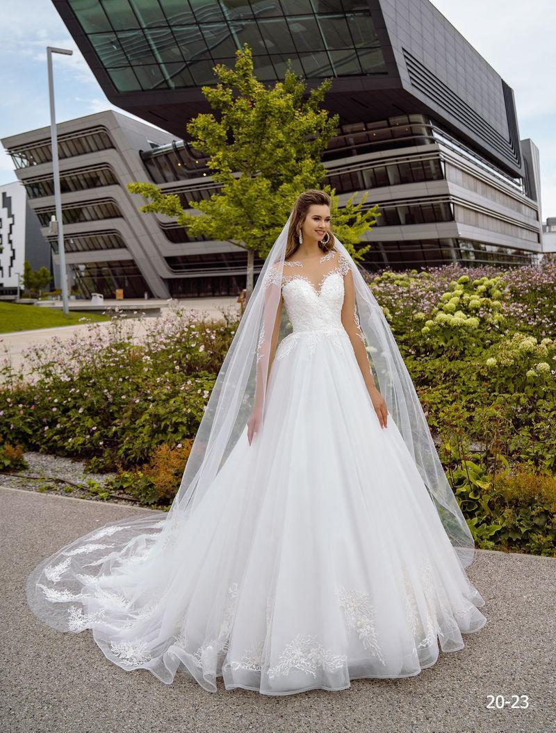 Suknia ślubna Ema Bride 20-23
