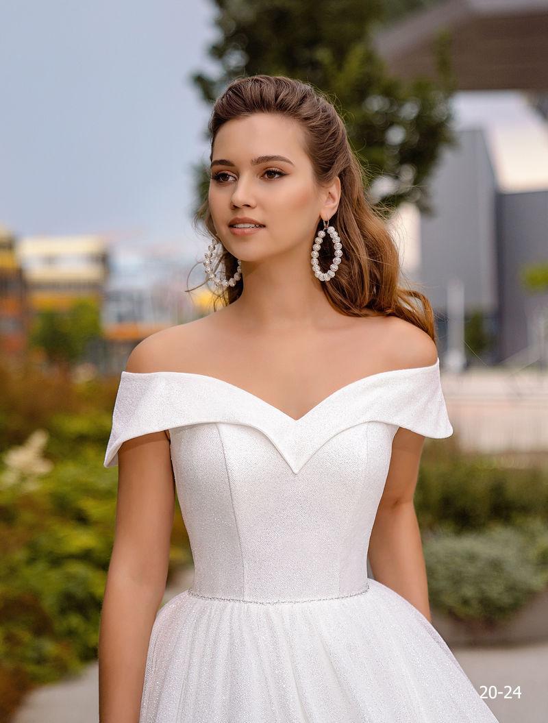 Свадебное платье Ema Bride 20-24