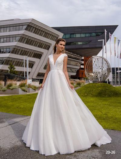 Suknia ślubna Ema Bride 20-26