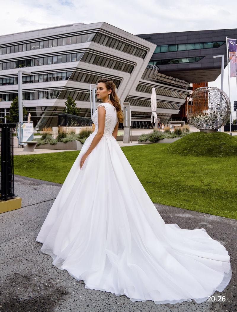 Свадебное платье Ema Bride 20-26