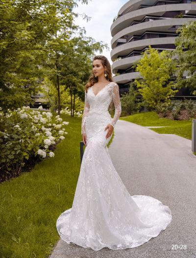 Свадебное платье Ema Bride 20-28