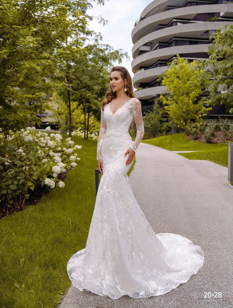 Robe de mariée Ema Bride 20-28