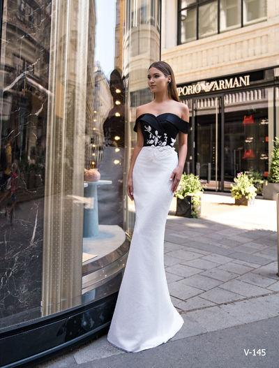 Suknia wieczorowa Ema Bride V-145