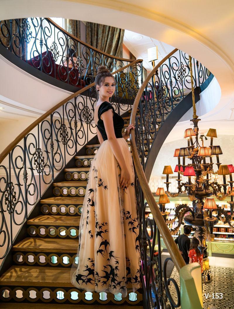 Вечернее платье Ema Bride V-153