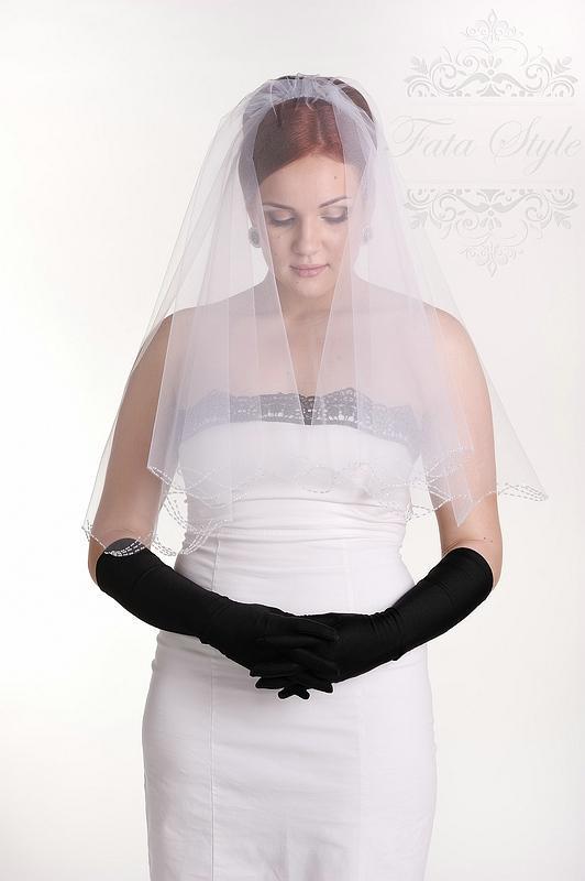 Свадебная фата Fata Style Эмилия