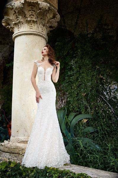Wedding Dress Jasmine Empire Enza